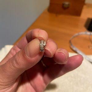 DAVID YURMAN DIAMOND HUGGIES